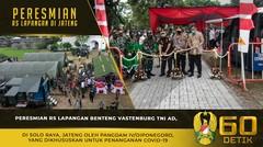 Pangdam IV/Diponegoro Meresmikan RS Lapangan Benteng Vastenbrug TNI AD