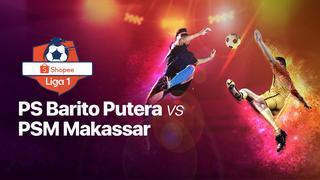 11 Dec 2019 | 18:30 WIB - Barito Putera vs PSM Makassar - Shopee Liga 1