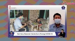 VIDEO: Cerita Perjuangan Guru di Pelosok Mengajar di Masa Pandemi Covid-19