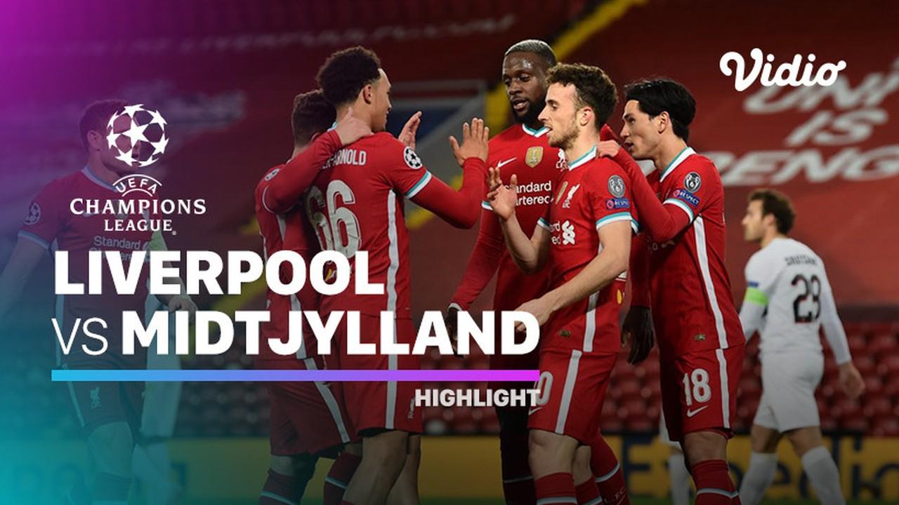 Liverpool Champions League 2021