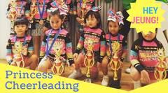 Kenalan Yuk dengan Cheerleaders Cilik