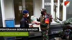 Jakbar Berbagi Kodim 0503/JB Untuk Musholla dan Masjid Se-Jakarta Barat