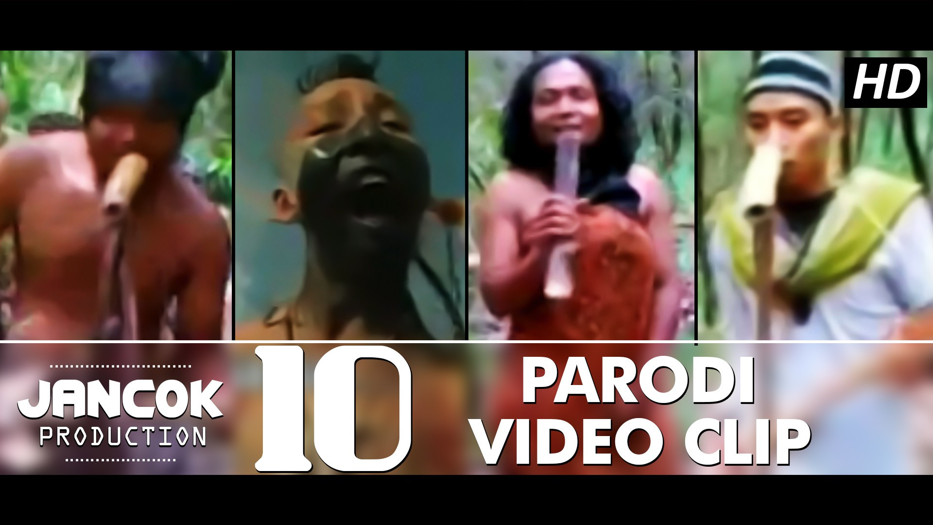 10 Parodi Video Clip Anak Band & Lagu Lucu Konyol Ngakak