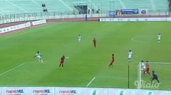 Highlight Babak Pertama - Football Indonesia vs Myanmar 0 - 1