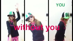 David Guetta - Without You cover by J.Fla
