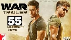 War Trailer - Hrithik Roshan - Tiger Shroff - Vaani Kapoor - 4K UHD - New Movie Trailer 2019