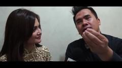 Backstage Interview Cut Tari dengan Saipul Jamil