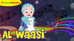 AL WAASI'    Lagu Asmaul Husna Seri 5 Bersama Diva   Kastari Animation