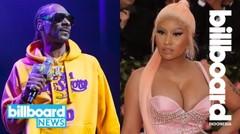 Serangan Snoop Dogg Terhadap Gayle King, Nicki Minaj Merilis 'Yikes' Setelah Argumen dengan Meek Mill | Billboard News