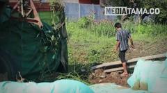 Rem Blong, Truk Muatan 30 Ton Terguling