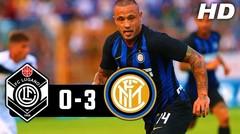 Hasil Pertandingan LUGANO vs INTER MILAN 0-3 Laga Persahabatan Tadi Malam 14 Juli 2018