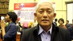 Testimoni Tentang Lokakarya Perikanan dari Bapak Saut Hutagalung