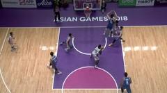 Full Match Basket Putra Korea Selatan Vs Chinse Taipei | Asian Games 2018