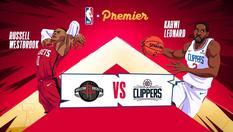 23 NOV 2019   10:30 WIB   NBA 2019  - Houston vs L.A Clippers