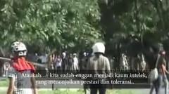 Bentrok Mahasiswa Indonesia