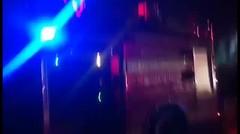 Kebakaran Tumpukan Kayu Bekas Milik PG.Asembagus