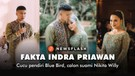 Fakta Indra Priawan cucu pendiri Blue Bird, calon suami Nikita Willy