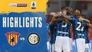 Match Highlight | Benevento 2 vs 5 Inter Milan | Serie A 2020