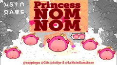 PUTRINYA MELAHIRKAN!!! - Princess Nom Nom (Bahasa Indonesia)