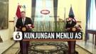 Kunjungan Menlu AS ke Indonesia di Tengah Ketegangan AS-Tiongkok