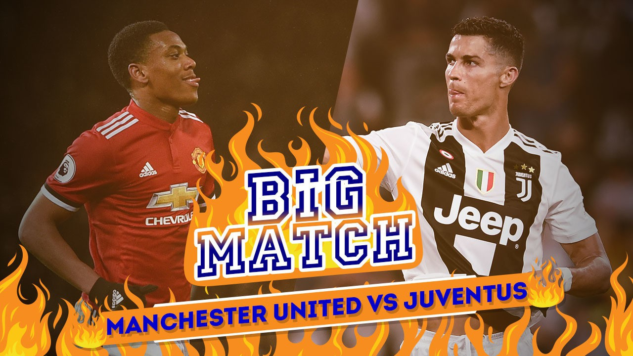 Manchester United Vs Juventus Ronaldo Yakin Raih Kemenangan