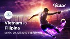 Full Match - Vietnam 3 vs 1 Fillipina   Piala AFF U-15 2019