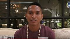 Pemain Indonesia Selection Apresiasi Pendukung Indonesia