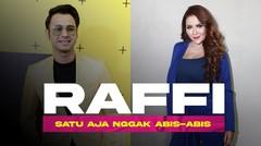 Raffi Ahmad Buka Suara Soal Pengakuan Nita Thalia Diminta Jadi Istri Kedua