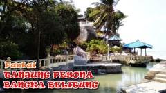 Tanjung Pesona Beach Bangka Belitung