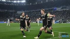 Cuplikan Pertandingan Juventus vs Ajax Leg 2 Babak Perempat Final Liga Champion - Dokter Bola
