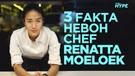 Fakta Heboh Renatta Moeloek, Chef Cantik yang Pesonanya Kalahkan Raisa