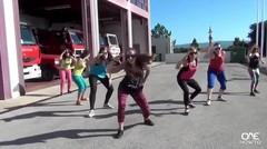 Zumba Leg Routine - YouTube