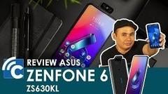 Review ASUS Zenfone 6 ZS360KL, HP dengan Kamera Flip yang Kece Abis