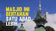 Masjid Rao Rao: Mitos dan Fakta yang Bertahan 1 Abad Lebih