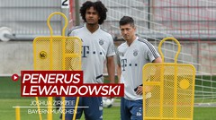 Mengenal Joshua Zirkzee, Penerus Robert Lewandowski di Bayern Munchen