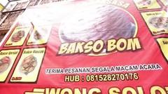 [Let's Go!] - Bakso Raksasa BOM Wong Solo Yogyakarta