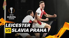 Mini Match - Leicester vs Slavia Praha I UEFA Europa League 2020/2021