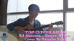 Top Cover Asian [ Ed Sheeran - Shape Of You ( Cover By Sungha Jung )]