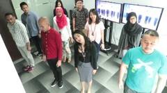 migme Indonesia GoJiGo dance