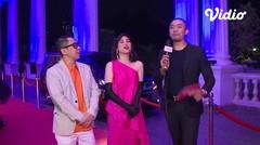 Red Carpet - Hilbram Dunar dan Anya Dwinov | Panasonic Gobel Awards 2019