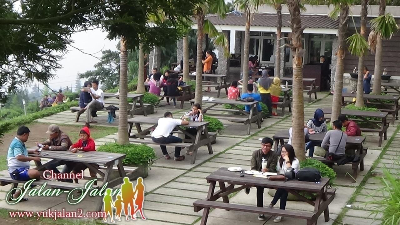 Obyek Wisata Pondok Kopi Dan Goa Tirta Mulya Umbul Sidomukti Semarang Jawa Tengah