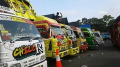 Kopdar truck Kanjuruan Malang