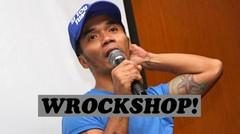 "Kaka ""SLANK"" - Testimonial WROCKSHOP 7 desember 2016"