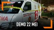 Puluhan Terduga Provokator dan Ambulans Partai Ditangkap