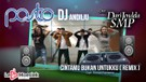 "Pasto - Cintamu Bukan Untukku ""Remix"" By. Dj Andiliu ( Official Lyric Video )"