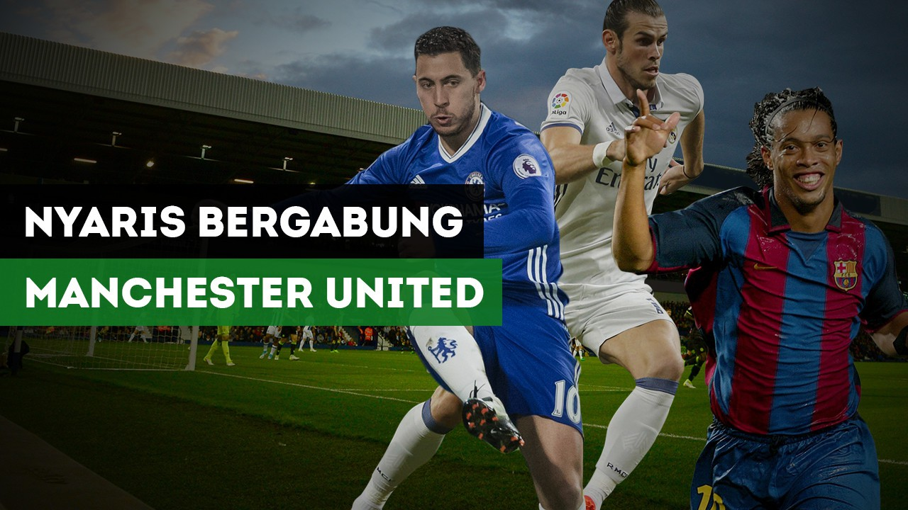 5 Pemain Yang Nyaris Bergabung Dengan Manchester United