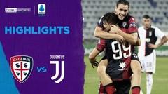 Match Highlight | Cagliari Calcio 2 vs 0 Juventus | Serie A 2020