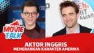 Lima Aktor Inggris yang Memerankan Karakter Amerika