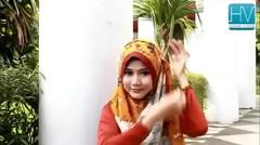 tutorial hijab KEREN gaul phasmina UNIK
