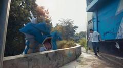 Jika POKEMON Hidup Di INDONESIA (Pokemon in Real Life)